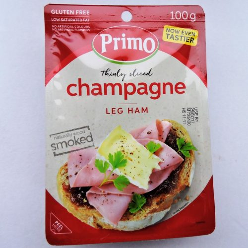 Thinly Sliced Champagne Leg Ham