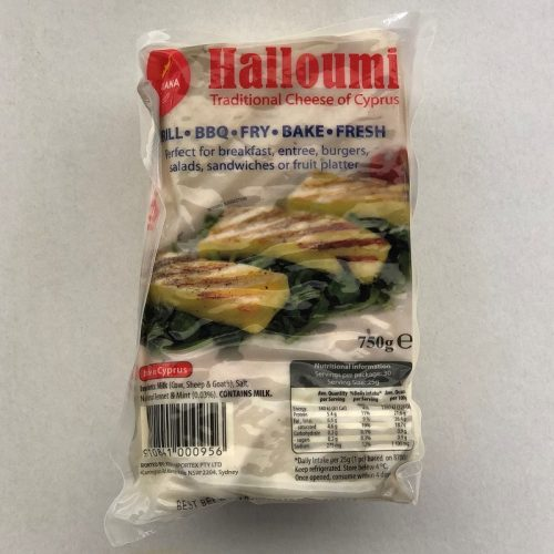 Halloumi Cheese of Cyprus