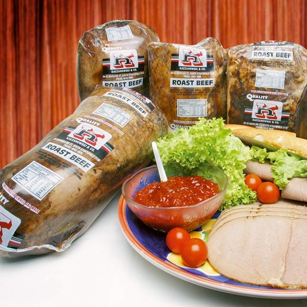 KACZ005 - Long Eye Roast Beef