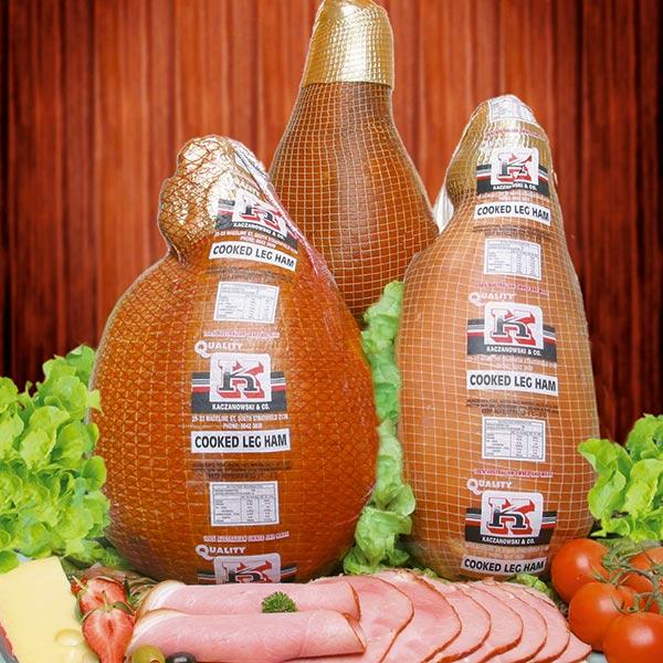 KACZ010 - Bulb Easy Cut Ham