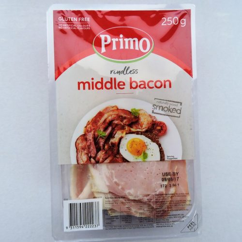 Primo Middle Bacon