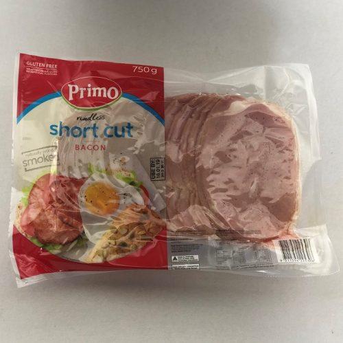 Primo Short Cut Bacon