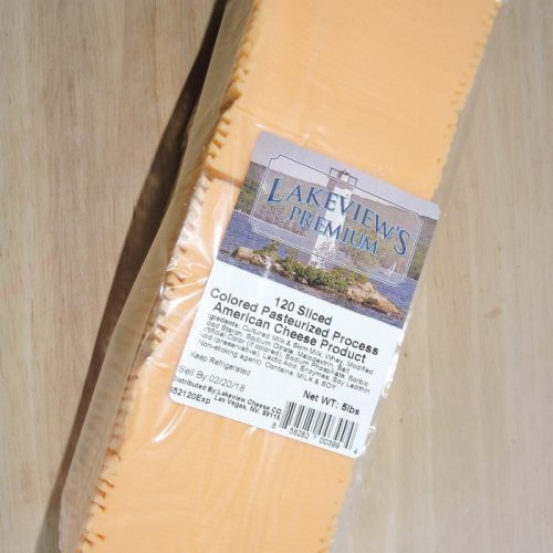 American Sliced Cheese