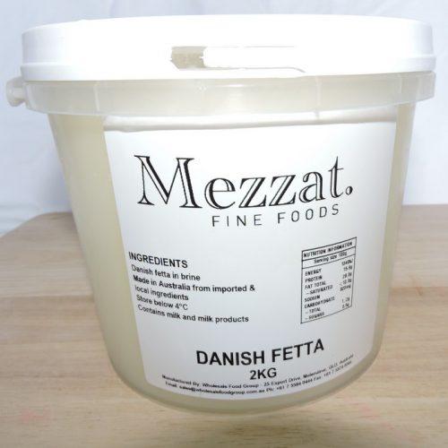 Danish Fetta