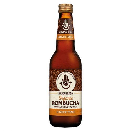 Organic Kombucha - Ginger Tonic