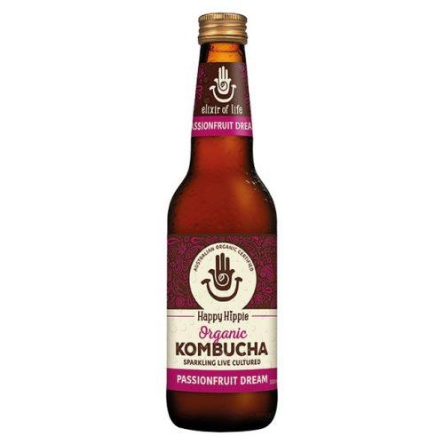 Organic Kombucha - Passionfruit Dream