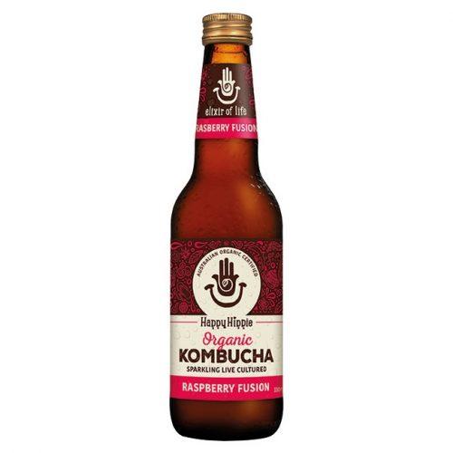 Organic Kombucha - Raspberry Fusion