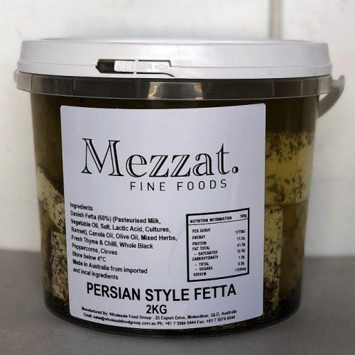 Persian Style Fetta