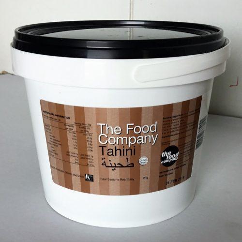 Tahini 2kg Tubs