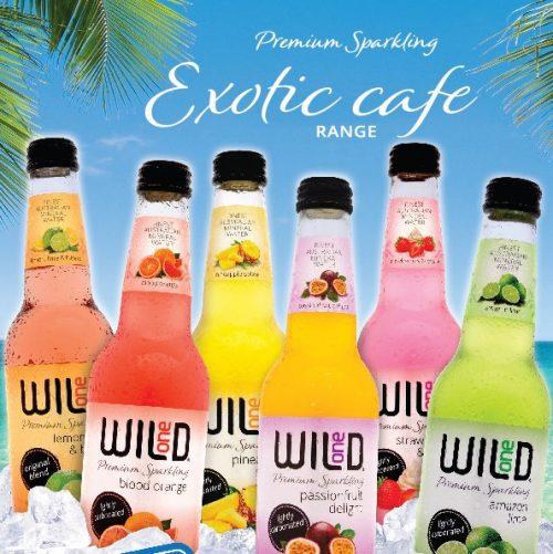 Wild Sparkling Flavours