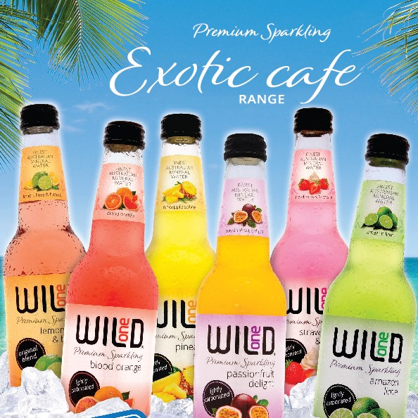 Wild Sparkling Flavours Wholesale Suppliers