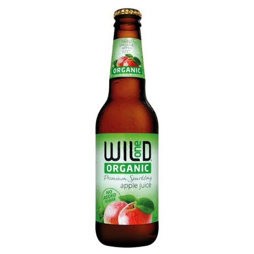Wild Organic Apple Juice