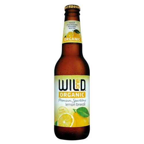 Wild Organic Lemon Breeze