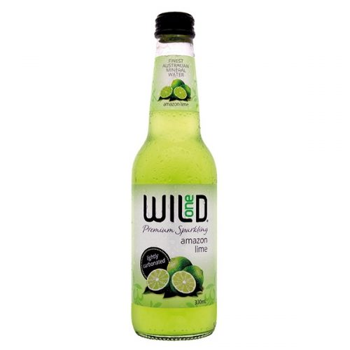 Wild One Premium Sparkling Amazon Lime