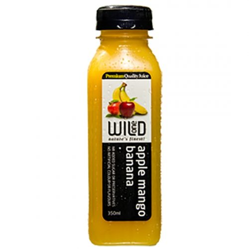 Apple, Mango & Banana Premium Quality Juice