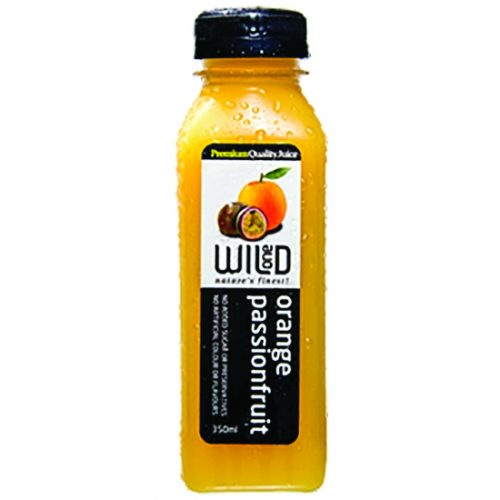 Orange & Passionfruit Premium Quality Juice