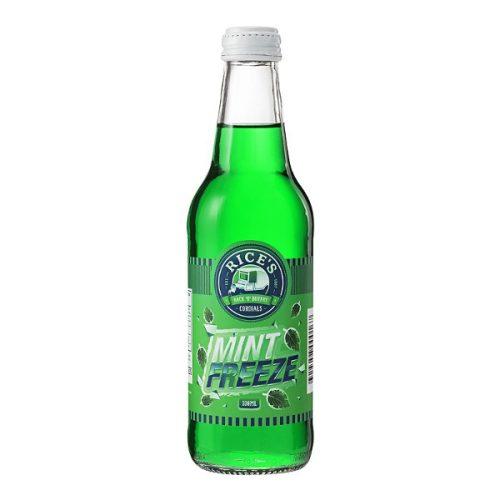 Mint Freeze - Rice's Back 'O' Bourke Cordial