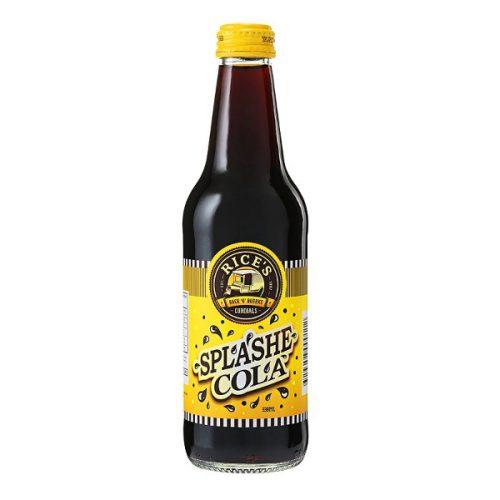 Splashe Cola - Rice's Back 'O' Bourke Cordial