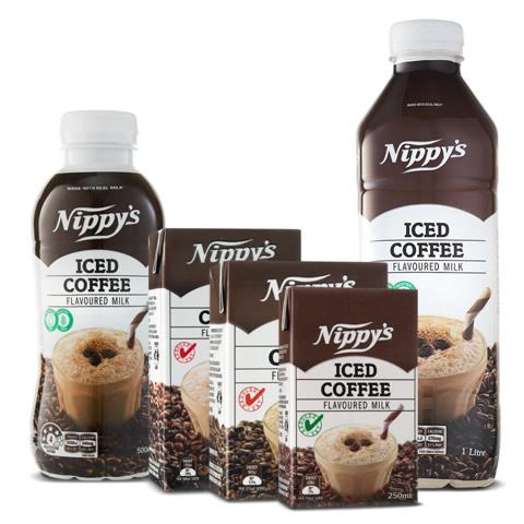 Nippy's Iced Coffee