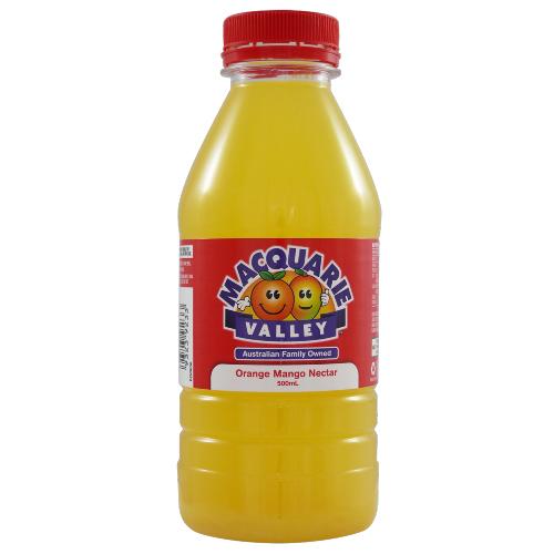 Macquarie Valley Orange Mango Drink