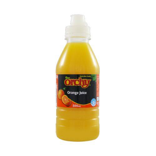 Orchy Orange NAS