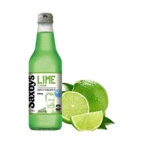 Saxbys Diet Lime