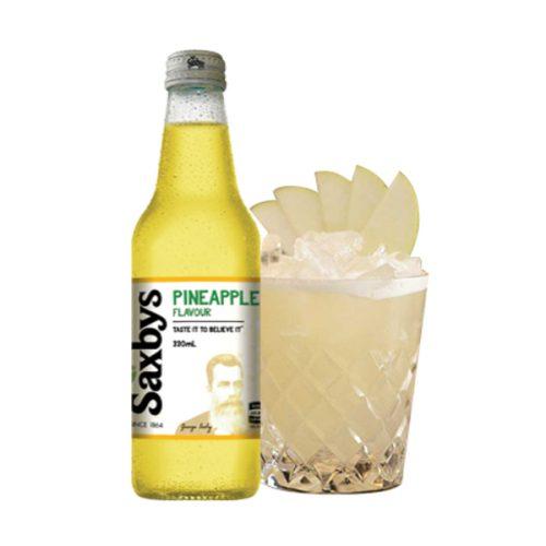 Saxbys Pineapple