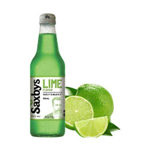 Saxbys Lime